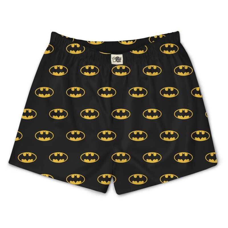 Batman: Classic Logo Boxers | DC Comics™