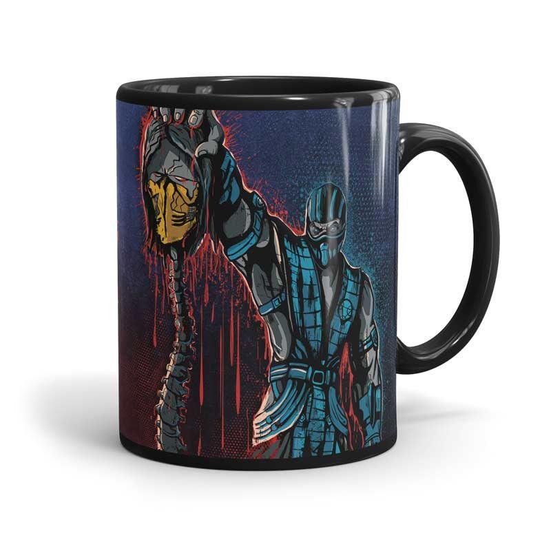 Mortal Kombat: Fatality Mugs | Mortal Kombat™