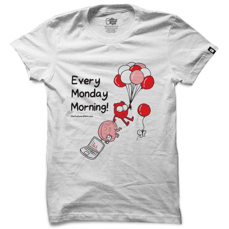 Awkward Yeti: Monday Morning T-Shirts | The Awkward Yeti