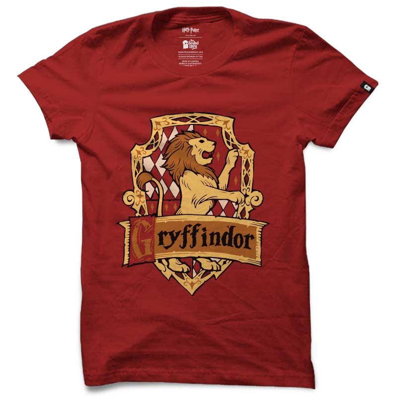 Harry Potter: Gryffindor Sigil T-Shirts | Harry Potter™