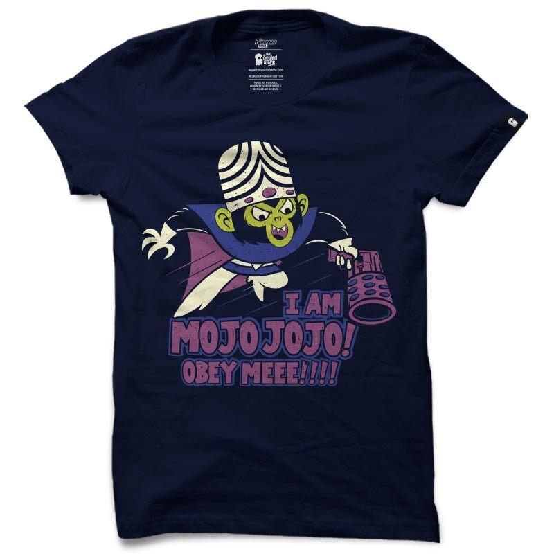 Powerpuff Girls: Obey Me T-Shirts | The Powerpuff Girls™