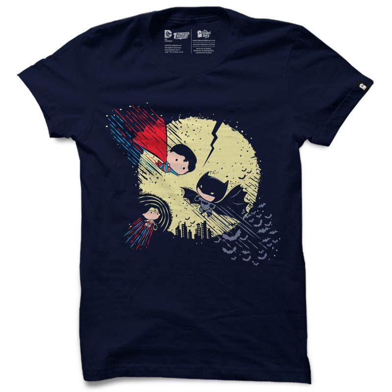 Superheroes: Trio T-Shirts | DC Comics™