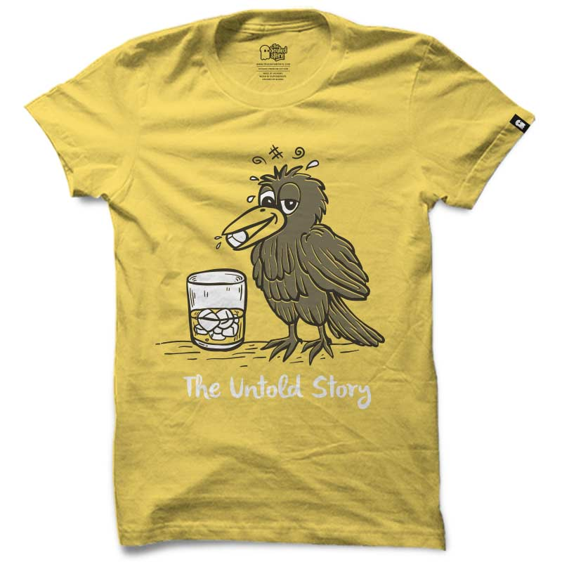 Thirsty Crow T-Shirts | The Souled Store