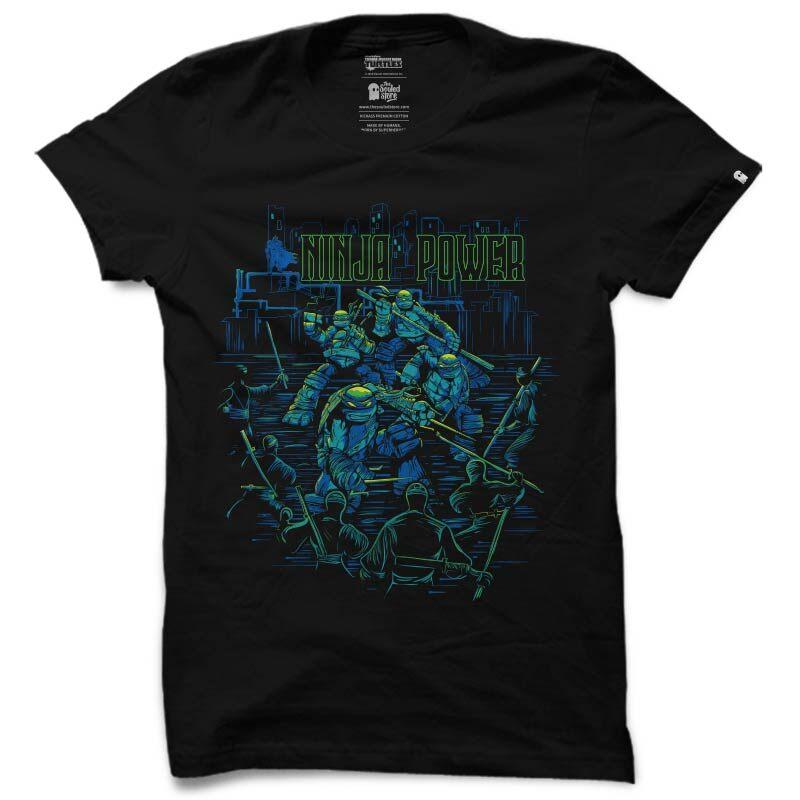 TMNT: Ninja Power T-Shirts | Teenage Mutant Ninja Turtles™