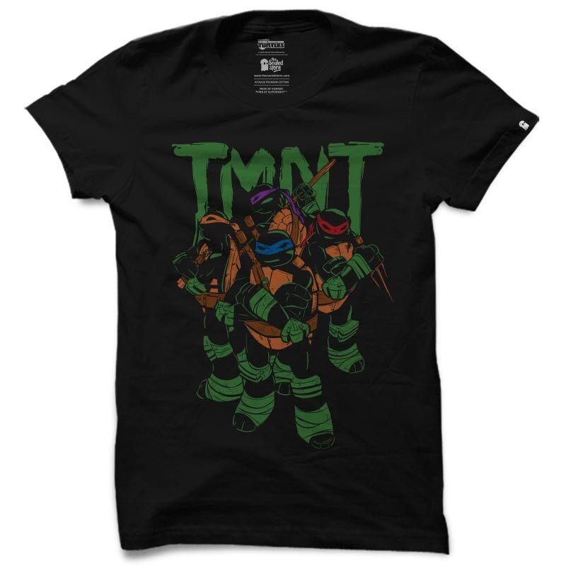 TMNT: The Turtles T-Shirts | Teenage Mutant Ninja Turtles™