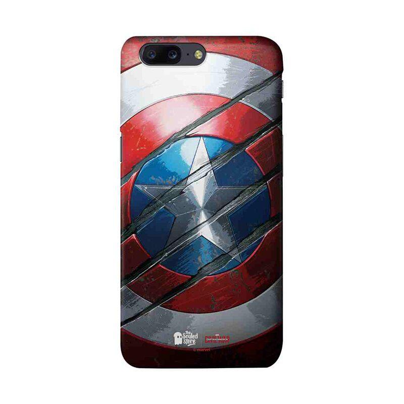 Captain America: Shield OnePlus 5 | Marvel™