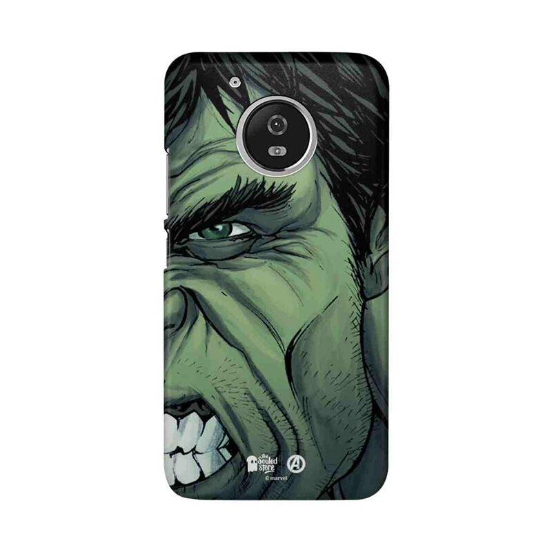 Hulk: Face Moto G5 Plus | Marvel™