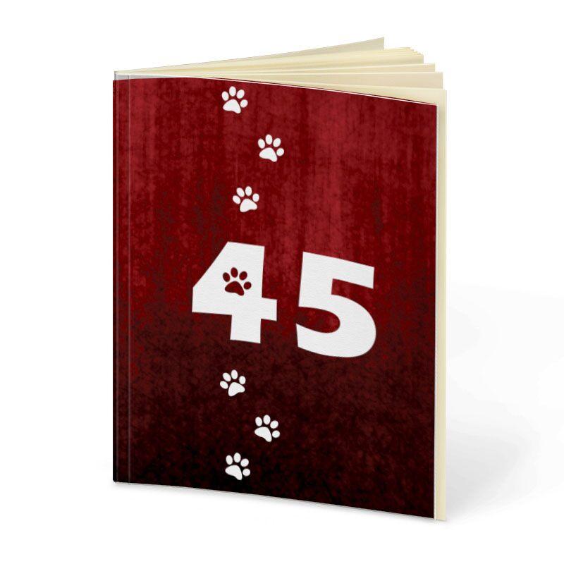 Rohit Sharma: 45 (Red) Notebooks   Rohit Sharma