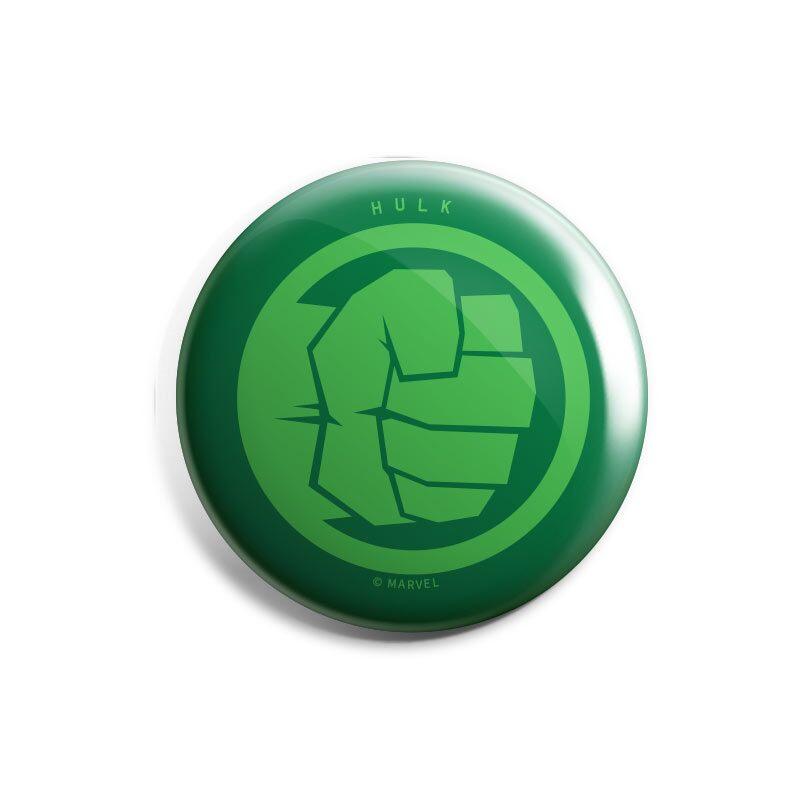Hulk: Logo Badges | Marvel™