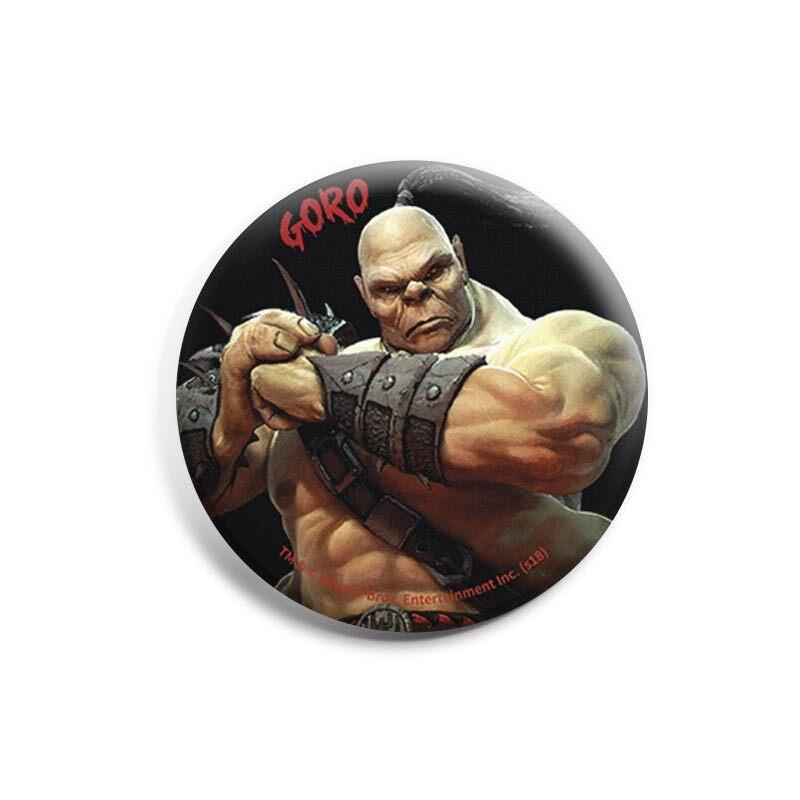 Mortal Kombat: Goro Badges | Mortal Kombat™