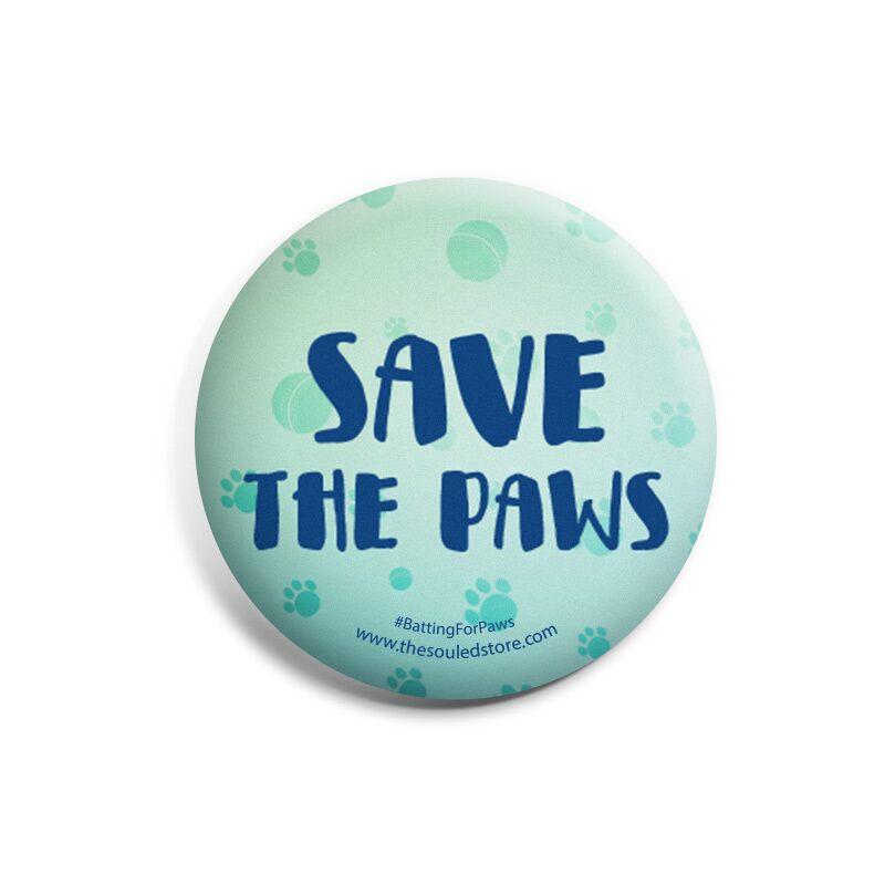 Rohit Sharma: Save The Paws Badges   Rohit Sharma
