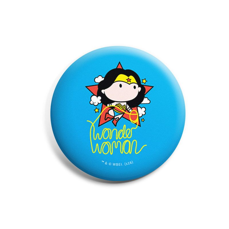 Wonder Woman: Princess Diana Badges | DC Comics™