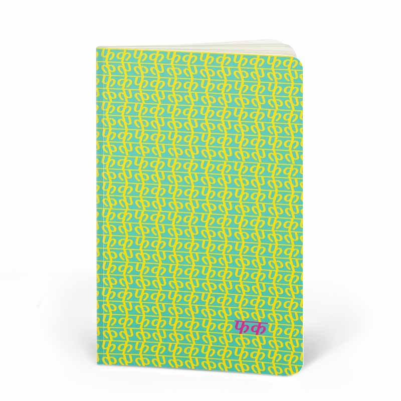 F*ck Pattern Notebooks | The Souled Store