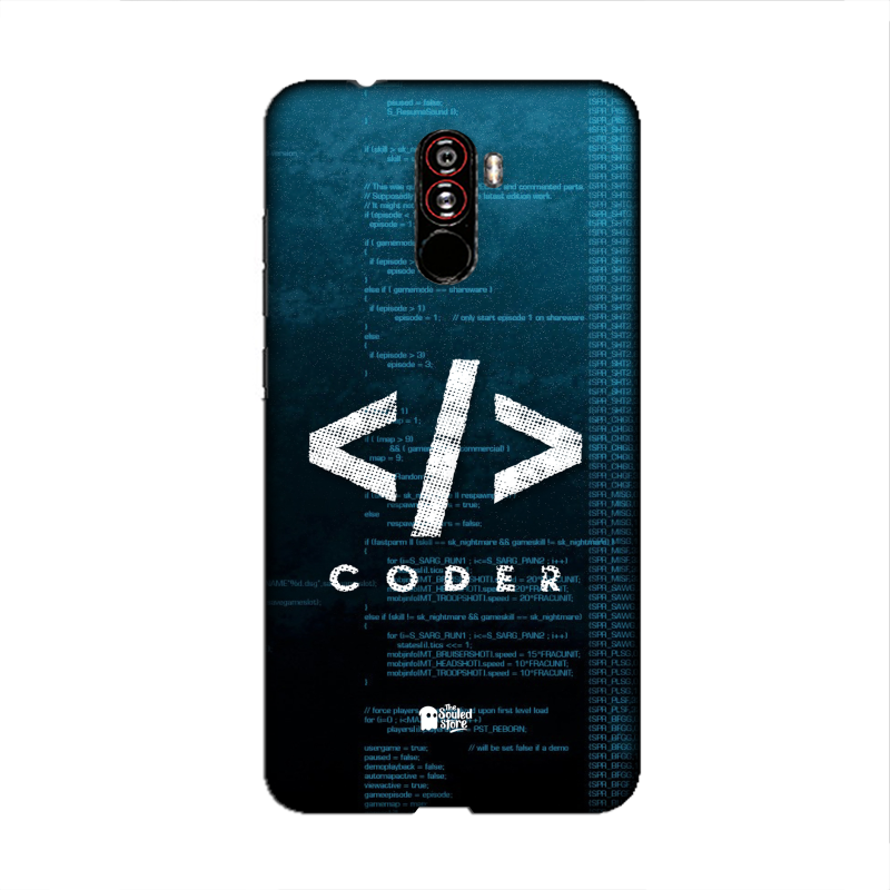 Coder POCO F1 | The Souled Store