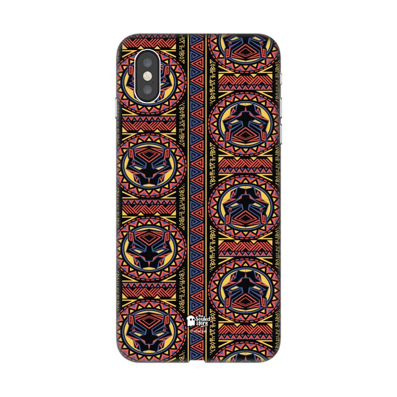 Black Panther: Wakanda Pattern iPhone XS Max | Marvel™