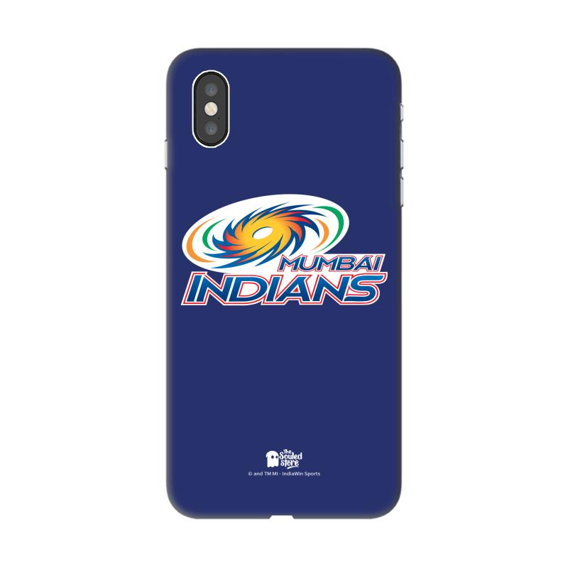 Mumbai Indians: MI Logo Chakra iPhone XS Max | Mumbai Indians