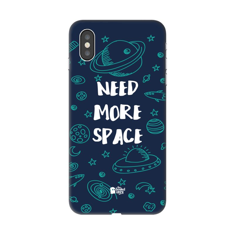 Need More Space iPhone XS Max | The Souled Store