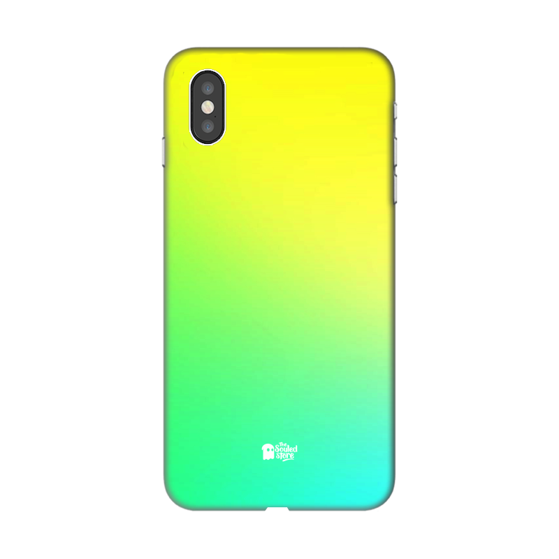Neon Gradation iPhone XS Max | The Souled Store