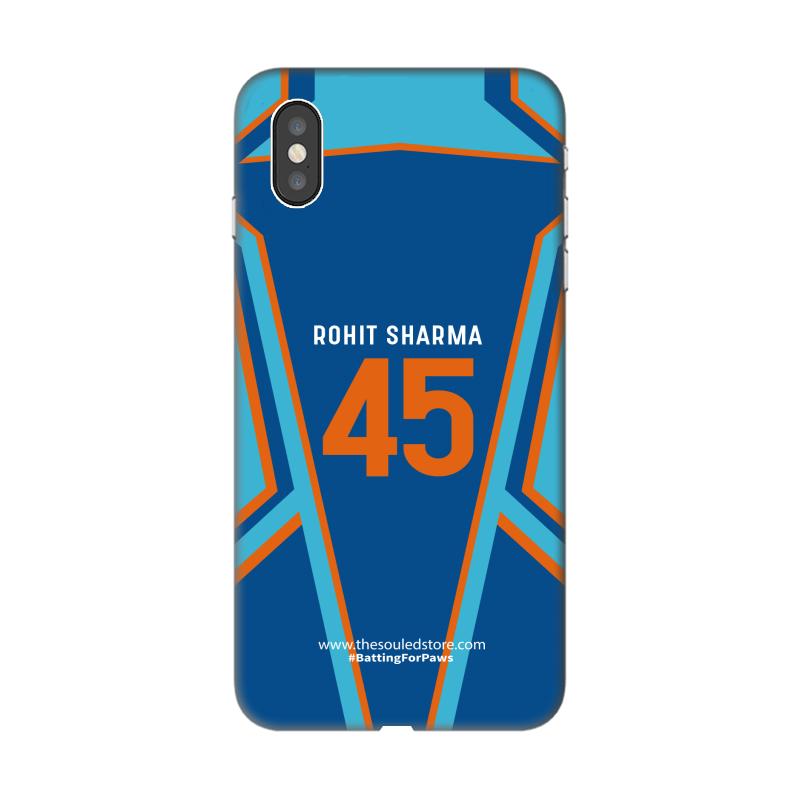 Rohit Sharma: Jersey iPhone XS Max | Rohit Sharma