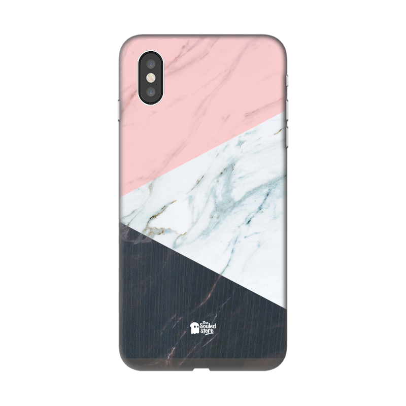 Textured Collage iPhone XS Max | The Souled Store