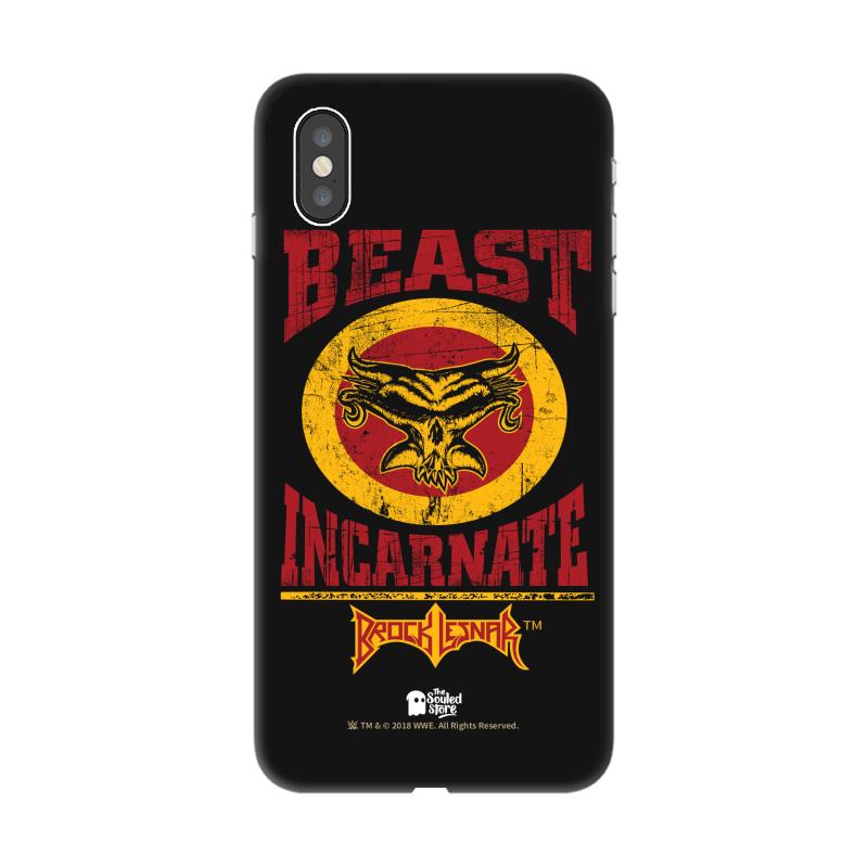 "WWE: Brock Lesnar ""Beast Incarnate"" iPhone XS Max | WWE®"