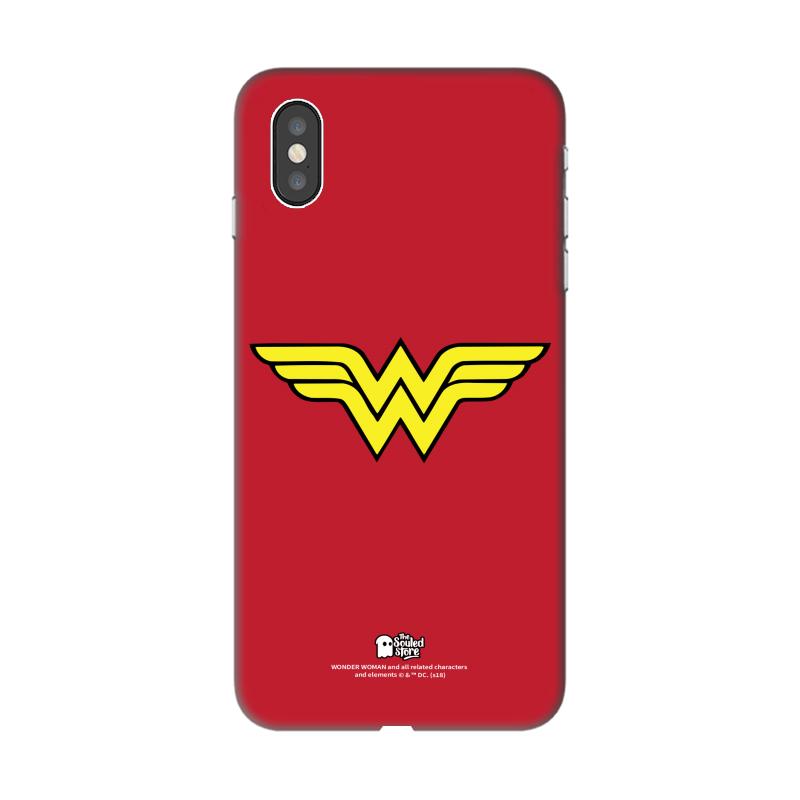 Wonder Woman: Logo iPhone XS | DC Comics™