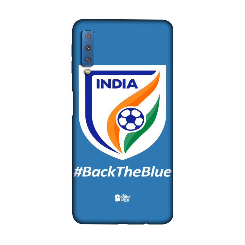AIFF: Back The Blue Galaxy A7 (2018) | All India Football Federation