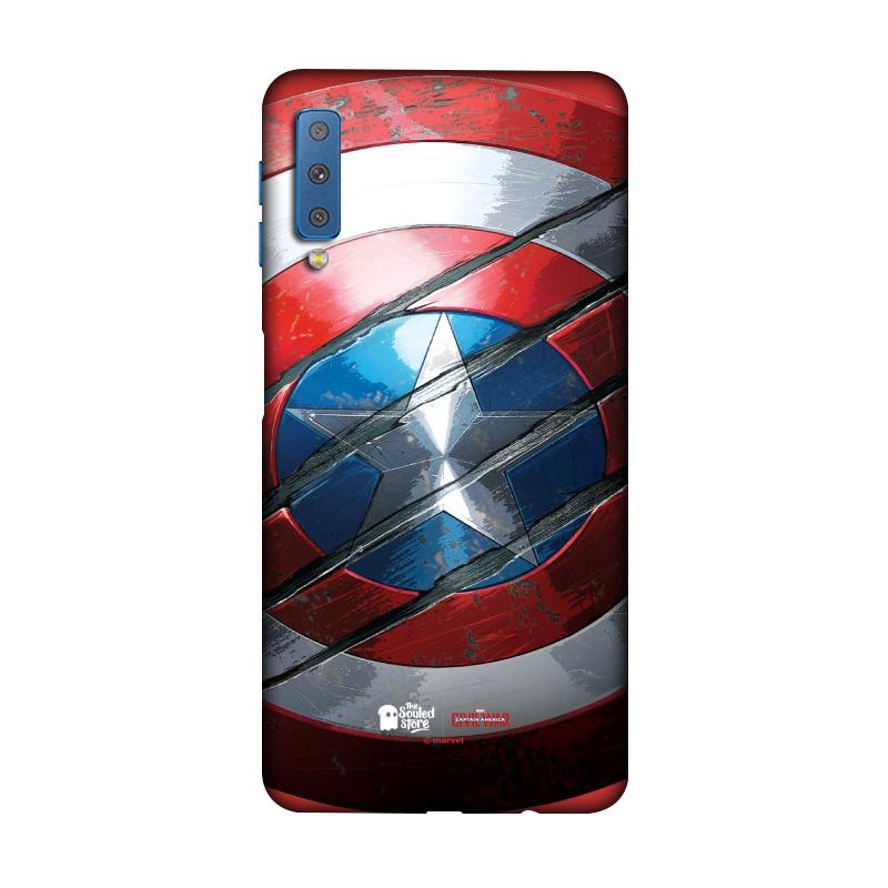 Captain America: Shield Galaxy A7 (2018) | Marvel™