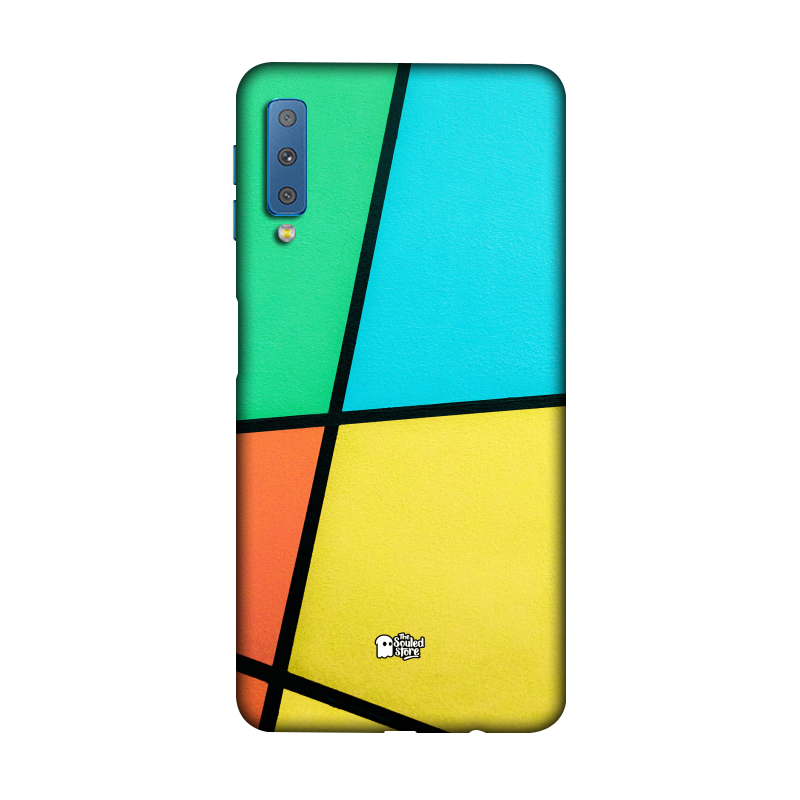 Colorful Mood Galaxy A7 (2018) | The Souled Store