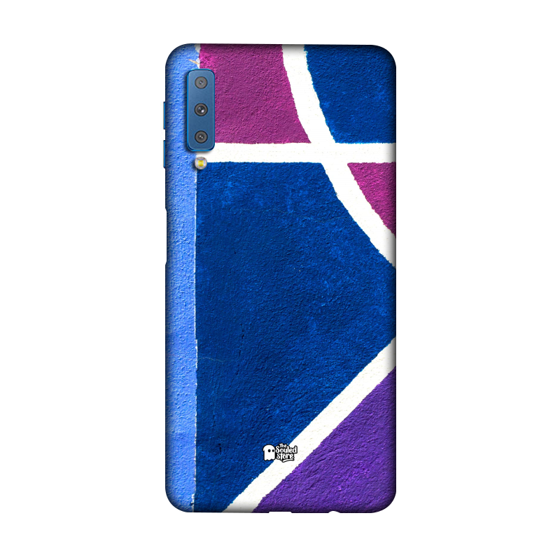 Cool Blues Galaxy A7 (2018) | The Souled Store