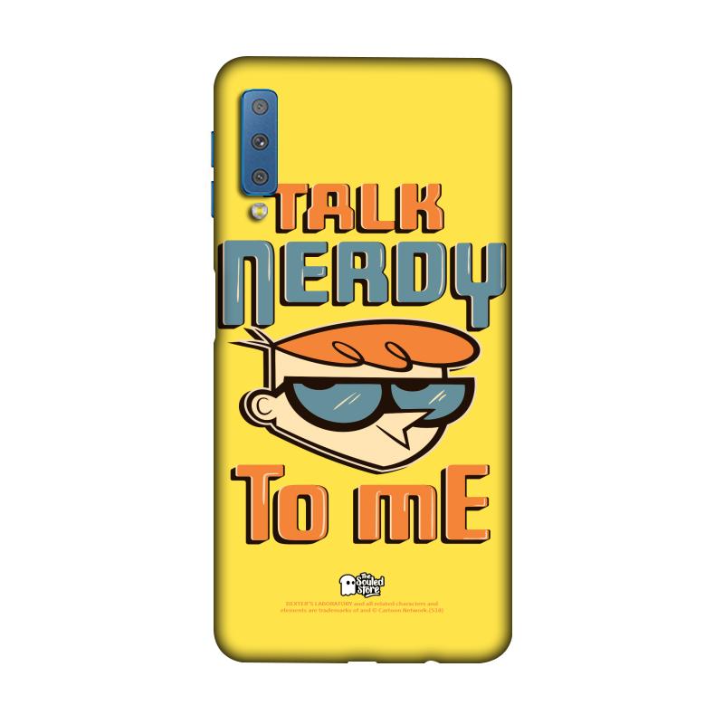 Dexter: Talk Nerdy Galaxy A7 (2018) | Dexter