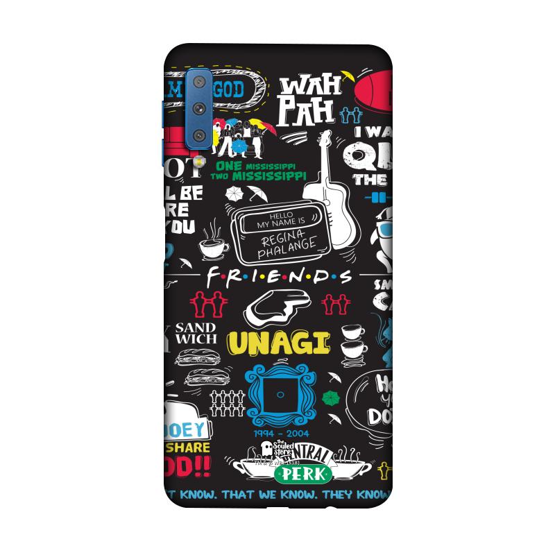 F.R.I.E.N.D.S: Doodle Galaxy A7 (2018) | F.R.I.E.N.D.S™
