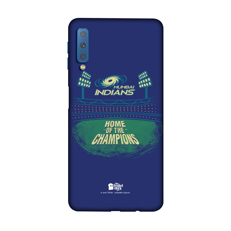 Mumbai Indians: Home Of The Champions Galaxy A7 (2018) | Mumbai Indians