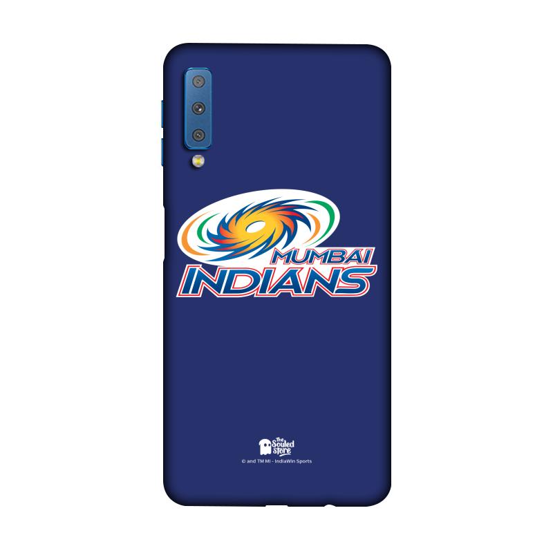 Mumbai Indians: MI Logo Chakra Galaxy A7 (2018) | Mumbai Indians