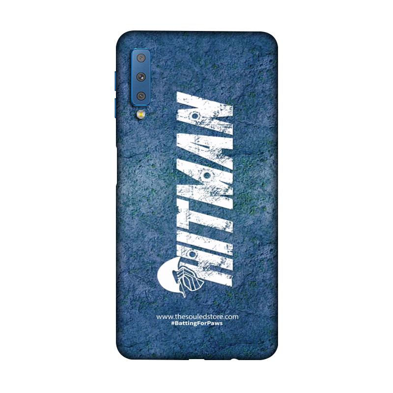 Rohit Sharma: Hitman Galaxy A7 (2018) | Rohit Sharma