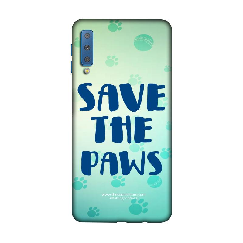 Rohit Sharma: Save The Paws Galaxy A7 (2018) | Rohit Sharma