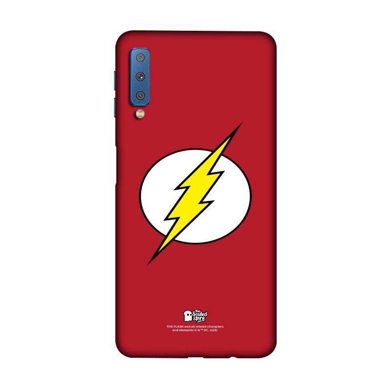 The Flash: Logo Galaxy A7 (2018) | DC Comics™