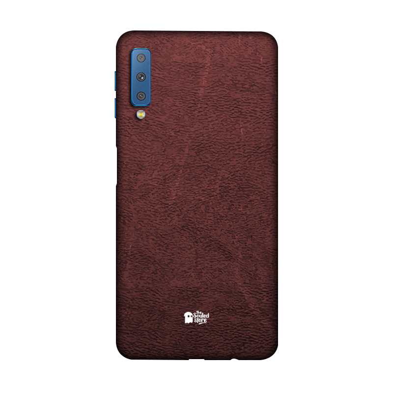 Vintage Leather Galaxy A7 (2018) | The Souled Store