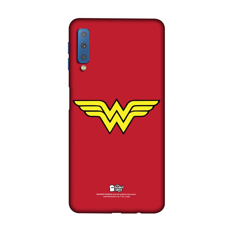 Wonder Woman: Logo Galaxy A7 (2018) | DC Comics™