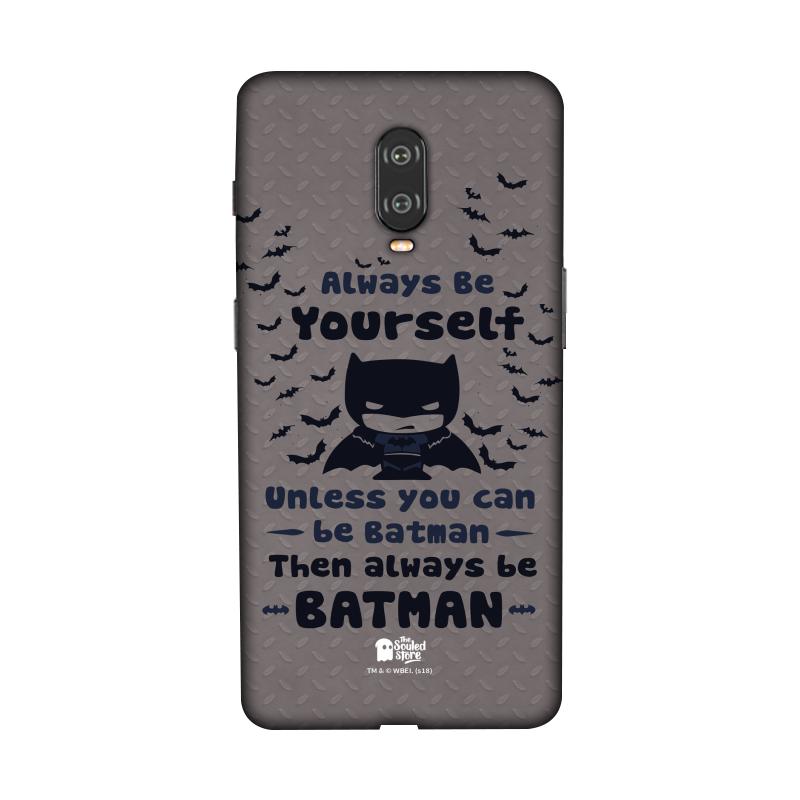 Batman: Be Yourself OnePlus 6T | DC Comics™