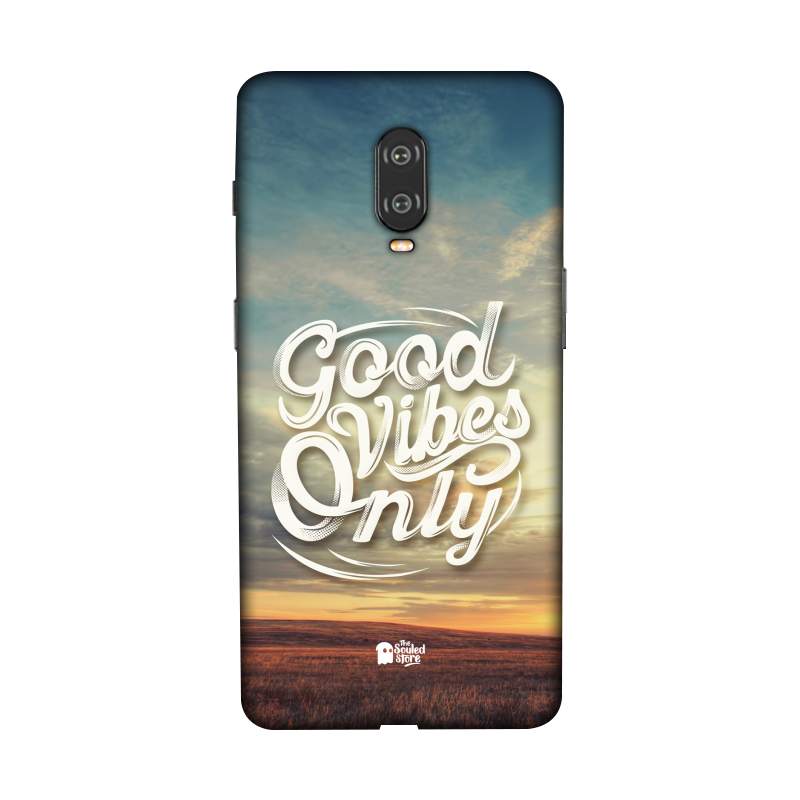 Good Vibes Only OnePlus 6T | The Souled Store