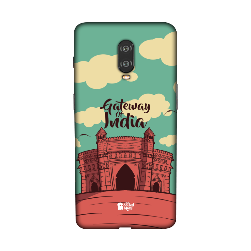 Gateway of India OnePlus 6T | The Souled Store