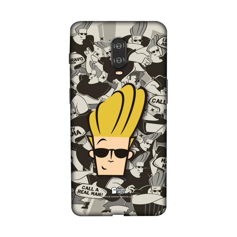 Johnny Bravo: Doodle OnePlus 6T | Johnny Bravo™