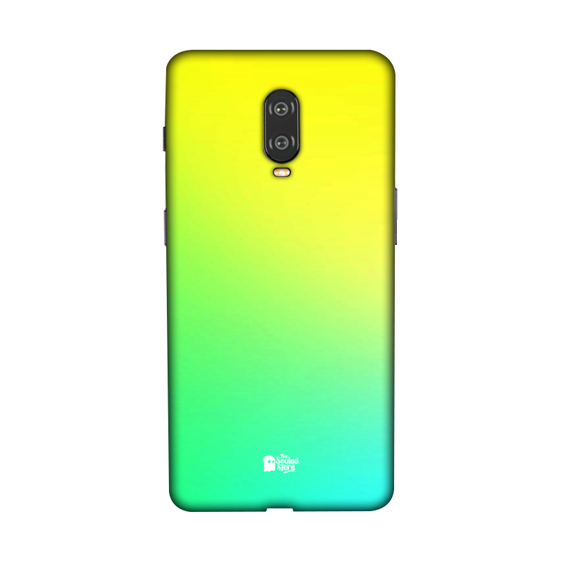 Neon Gradation OnePlus 6T | The Souled Store