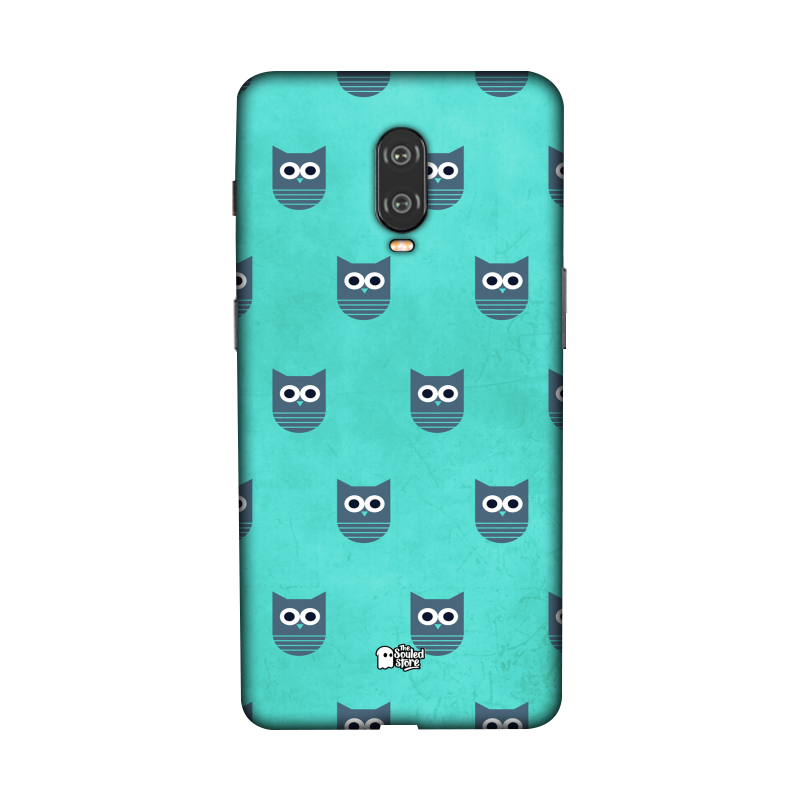 Owl Pattern OnePlus 6T | The Souled Store
