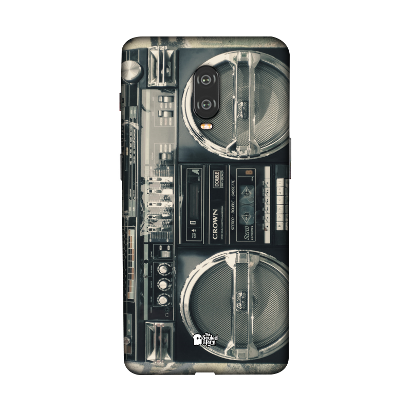 Retro Boombox OnePlus 6T | The Souled Store