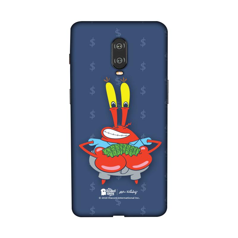SpongeBob: Mr. Krabs Face OnePlus 6T | SpongeBob SquarePants™