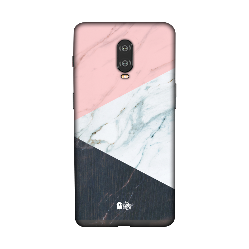Textured Collage OnePlus 6T | The Souled Store