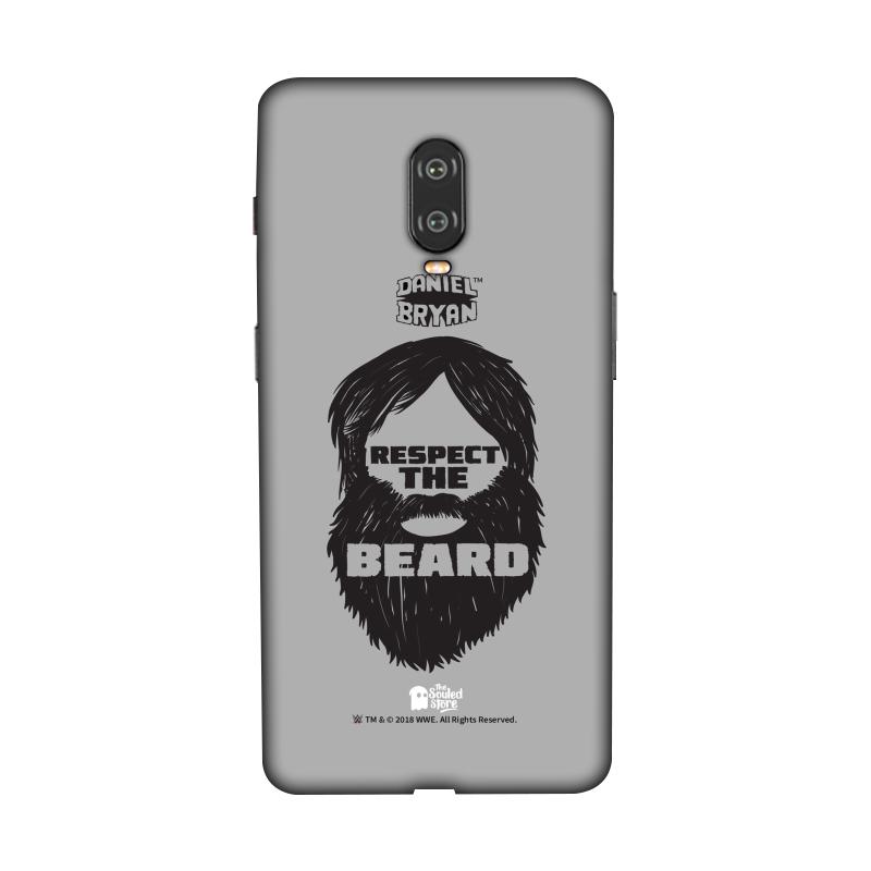 "WWE: Daniel Bryan ""Respect The Beard"" OnePlus 6T | WWE®"
