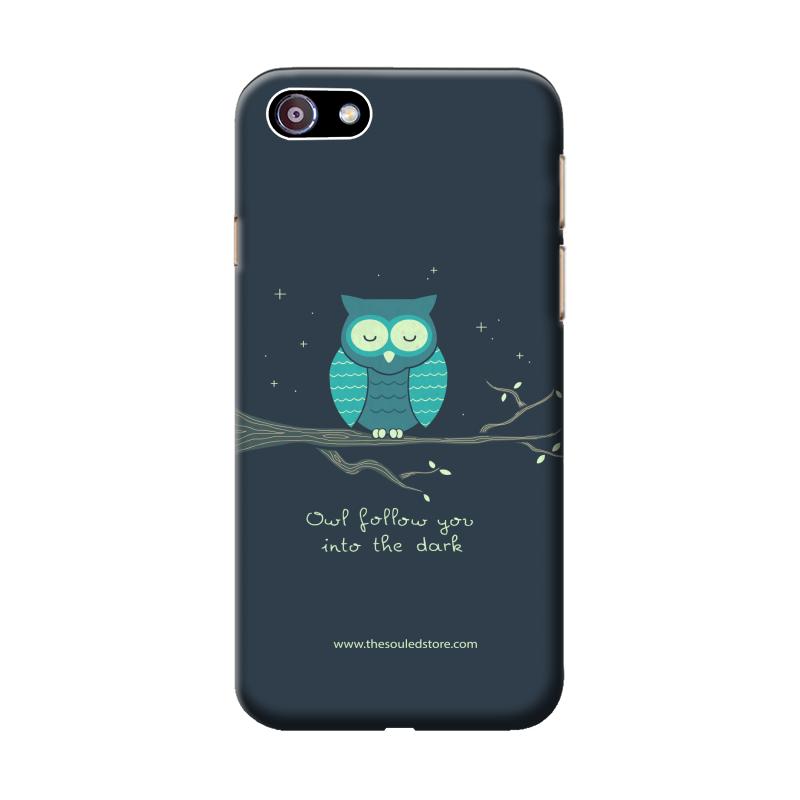 Romantic Owl Oppo Realme 1 | Hands Off My Dinosaur
